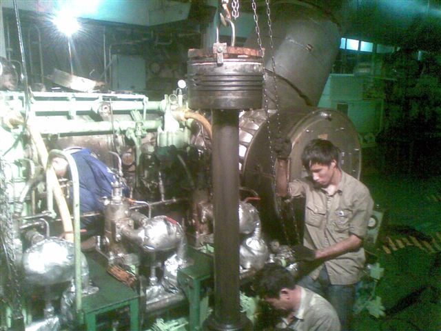 main-engine